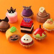 コージーコーナーにハロウィン限定プチケーキ「モンスターパーティー」が登場。