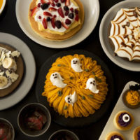 【神企画】J.Sパンケーキ、ハロウィン仕様のパンケーキ&スイーツ食べ放題を開催。