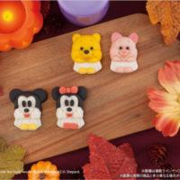 バンダイ、お化けになったミッキー達が和菓子になって登場、セブンにて発売。