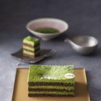 辻利、宇治抹茶を贅沢に使用した「京濃い茶ガトーTSUJIRI」など新メニューを限定販売。