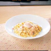 ココス、パスタからデザートまでまるっと1食「ロカボメニュー」が登場。