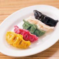 肉汁餃子専門店「新宿駆け込み餃子 歌舞伎町店」、インスタ映えの『カラフルレインボー餃子』を販売。