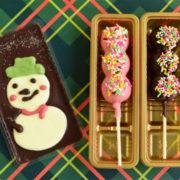 丸八製菓、見た目もかわいい和スイーツ「チョコマント」が3日間限定で販売。