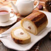 東京ミルクチーズ工場、栗の風味たっぷりの奥深い味わいの「マロンロール」が季節限定で登場。