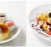 パンケーキ専門店Butter、カラフルでトロピカルなクリスマスパンケーキ4種を期間限定で販売。