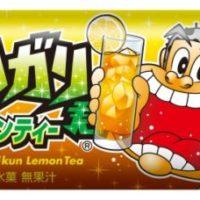 """ガリガリ君、みずみずしいレモンと華やかな紅茶の香りの""""レモンティー味""""が新登場。"""