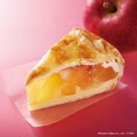 エクセルシオールカフェ、「国産りんごのアップルパイ」など冬の新作スイーツを発売。