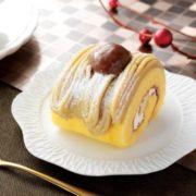 """ローソン、今年もクリスマスケーキ3種類が""""お試しサイズ""""で登場。"""
