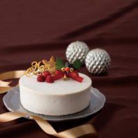 ドクターリセラ、糖質94%カットの「ラズベリークリスマスケーキ」が新登場。