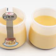 ミニストップ、味と食感が異なる「無限プリン」2種を同時新発売。
