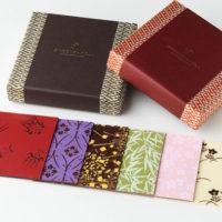 千代紙に見えてチョコレート、パレスホテルの「千代ちょこ」はお年賀にぴったり。