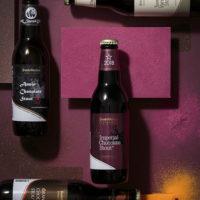 """チョコビールに新作「杏仁」誕生、本物の杏仁だけを使って""""もっちり""""濃厚な飲み口を実現。"""