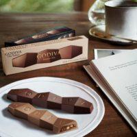 セブン、本格チョコレートを手軽に楽しめる「ゴディバ ザ タブレット」が新登場。