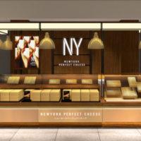 """チーズケーキ専門店""""NEWYORK PERFECT CHEESE""""、羽田空港店がOPEN。"""