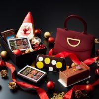 サマンサタバサ、ザ・リッツ・カールトン東京とコラボ「 Xmas Special SWEETS」販売。