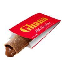 ロッテリア、ガーナチョコレートを使った「もちもちガーナパイ」が登場。
