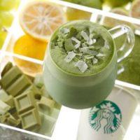 スタバ、抹茶の新感覚ビバレッジ『抹茶フルーティ ブレンズ ティーラテ』など2種を期間限定で発売。