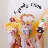 グッディー、カスタマイズアイスの「#goody Kyoto」が京都に新登場。