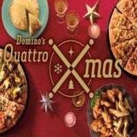 ドミノピザ、クリスマス2日間の繁忙を振り返り。驚異的な改善数値を公開。