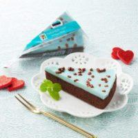 セブンイレブン、チョコミントスイーツを拡充。ガトーショコラやシューなど3品を発売。
