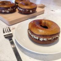 クリスピークリームドーナツ、4種のチョコを使った新商品を期間限定で販売。