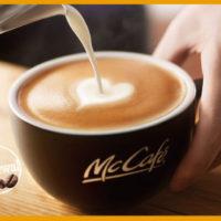 マック、McCafé by Baristaにて14商品が初リニューアル。