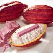 """ネスレ、天然のピンク色の""""チョコレート・ルビー""""を世界で初めて商品化。"""