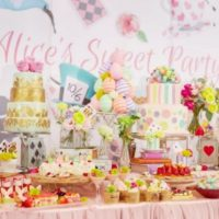 ストリングスホテル名古屋、「アリスのスイートティーパーティー」追加開催が決定。