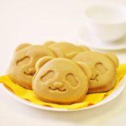 コージーコーナー、上野限定スイーツ「パンダ焼き」に春の新作テイストが登場。
