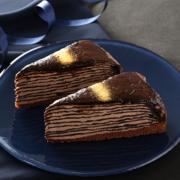 ローソン、10層に重ねた「生チョコミルクレープ」などを発売。