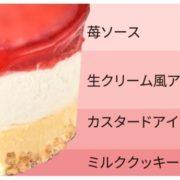 シャトレーゼ、ショートケーキとティラミスが「デザートアイス」になって登場。