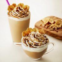 タリーズコーヒー、バナナとウォルナッツで「バナナッツソイラテ」を発売。