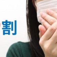 マスクで受け取るだけでドミノピザ全品41%OFF、ネット注文限定「マスク割」開始。
