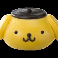 ローソン、濃厚なカスタードクリームが入った「ポムポムプリン」の中華まんなどを発売。
