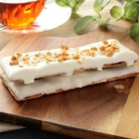 ローソン、ホワイトチョコたっぷりの「ホワイトチョコパイ~サクサク食感~」などを新発売。