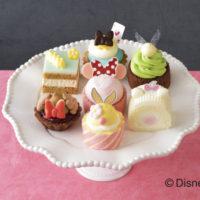 コージーコーナー、ディズニーの「ひなまつり」限定プチケーキセットを発売。