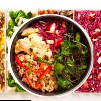 リンガーハット新ブランド、たっぷり野菜のデリ&ソースのワンボウル専門店オープン。