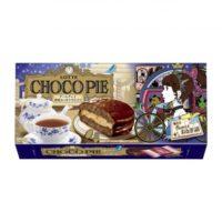 ロッテチョコパイの箱でジオラマが作れる、おとぎ話シリーズに新作登場。
