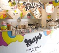 ロールアイス専門店「ROLLY'S ROLL ICE CREAM」、2号店がオープン。