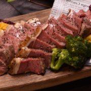 話題のグラスフェッドビーフ(牧草牛)食べ放題 ニュージーランド料理「MANUKA」オープン