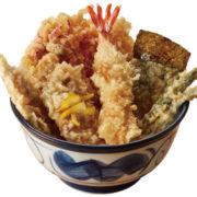 天丼てんや、初夏限定「海鮮天丼」と初登場「チーズチキン南蛮天丼」が発売開始。