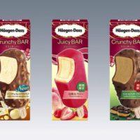 ハーゲンダッツ、新「アイスクリームバー」シリーズが期間限定で新登場。
