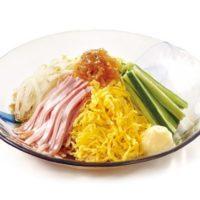 大阪王将、夏はやっぱり王道の一品「五目冷やし中華」が期間限定で販売開始。
