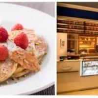 サラベス、品川店限定で母の日限定メニュー「ストロベリーパンケーキ」が登場。