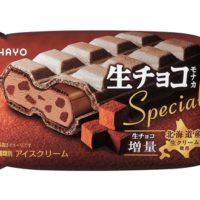 オハヨー乳業、スペシャルな新商品「生チョコモナカ Special」が登場。