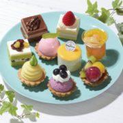 コージーコーナー、「初夏限定プチケーキセット」がリニューアルして今年も登場。