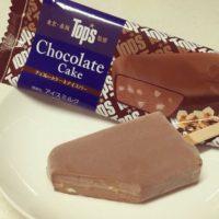 これぞ「キングオブアイス」。セブンイレブンで発売の「トップス チョコレートケーキアイスバー」が好評。