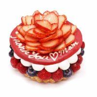 カフェコムサ、フルーツをふんだんに使った「母の日限定ケーキ」が今年も登場。