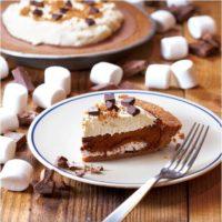 """パイ専門店「Pie Hole」、アメリカで愛される""""スモアサンド""""をパイで再現「スモアパイ」が登場。"""