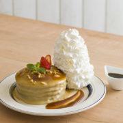 Eggs'n Thingsに香ばしく芳醇な「ほうじ茶ラテのパンケーキ」が限定で登場